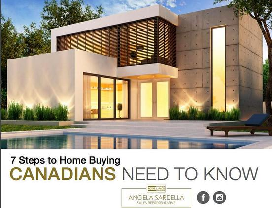 7 Steps To Home BUYING Success Canadians Need To Know