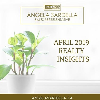 APRIL 2019 REALTY NEWS INSIGHTS